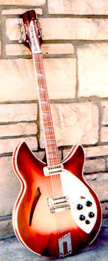 George Harrisonґs 360/12 O.S.